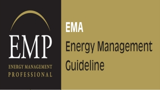 EMA Energy Management Guideline